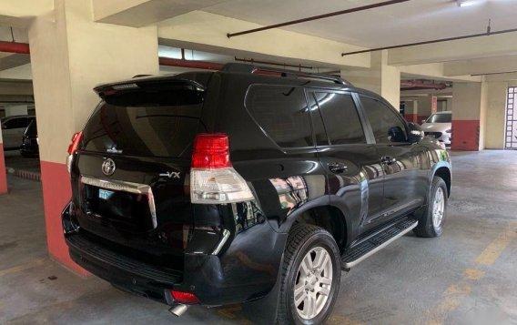 Toyota Land Cruiser Prado 2012 Automatic Gasoline for sale in Quezon City-2