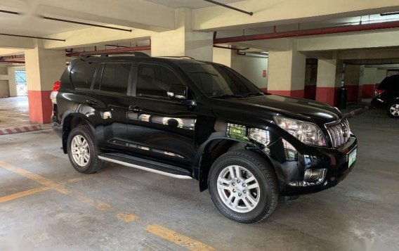 Toyota Land Cruiser Prado 2012 Automatic Gasoline for sale in Quezon City-1