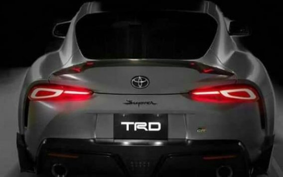 Selling Toyota Supra 2019 Automatic Gasoline in Makati-2