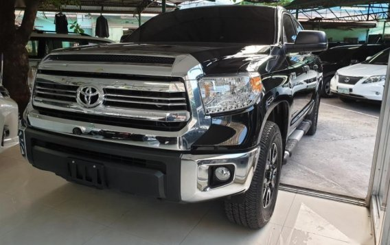 Selling Toyota Tundra 2019 in Quezon City