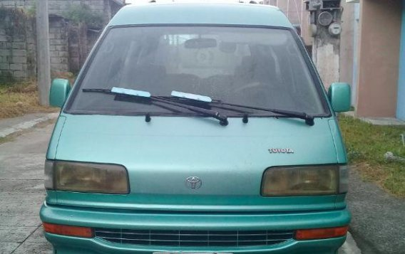 Selling Toyota Lite Ace 1996 Manual Gasoline in Angeles-2