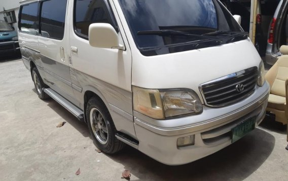 2nd Hand Toyota Hiace 2004 at 110000 km for sale in Plaridel-3
