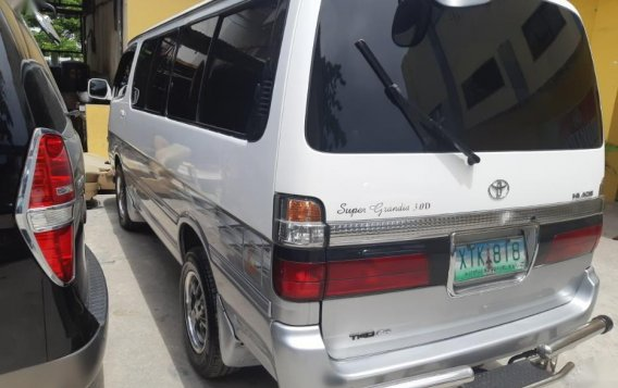 2nd Hand Toyota Hiace 2004 at 110000 km for sale in Plaridel-1