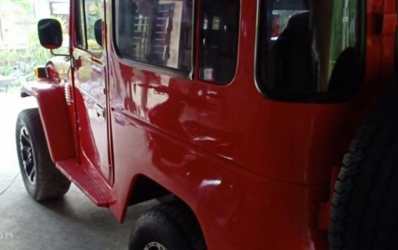 Selling Toyota Land Cruiser 1980 Manual Diesel in Malolos-1