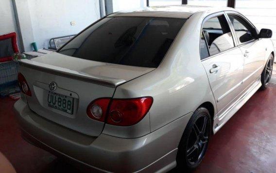 Toyota Corolla 2003 Manual Gasoline for sale in Las Piñas-3