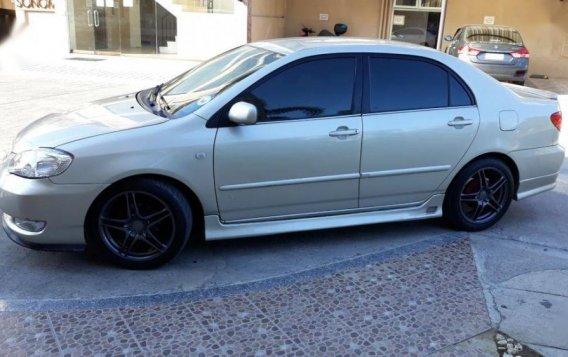Toyota Corolla 2003 Manual Gasoline for sale in Las Piñas-6