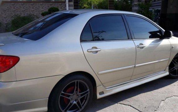 Toyota Corolla 2003 Manual Gasoline for sale in Las Piñas-5