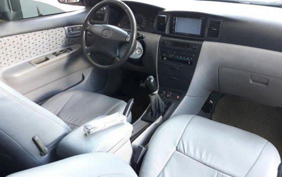 Toyota Corolla 2003 Manual Gasoline for sale in Las Piñas-1