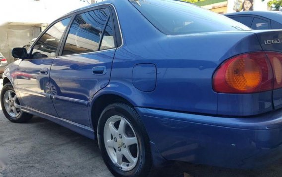 Selling 2nd Hand Toyota Corolla 2003 in Talisay-3
