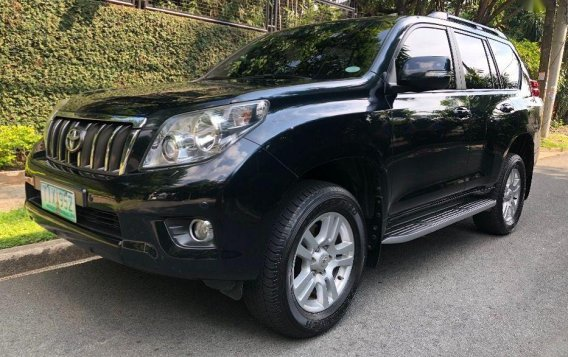 2012 Toyota Land Cruiser Prado for sale in Quezon City-5