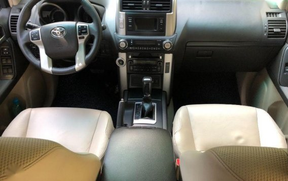 2012 Toyota Land Cruiser Prado for sale in Quezon City-7