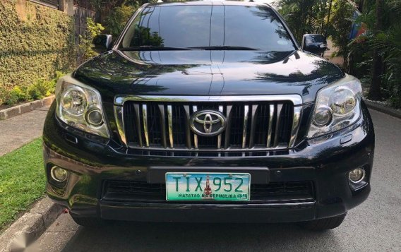 2012 Toyota Land Cruiser Prado for sale in Quezon City-1