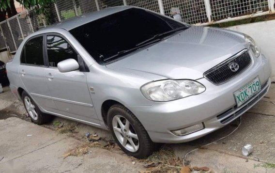 Selling Used Toyota Corolla 2003 Automatic Gasoline at 130000 km in Antipolo-6