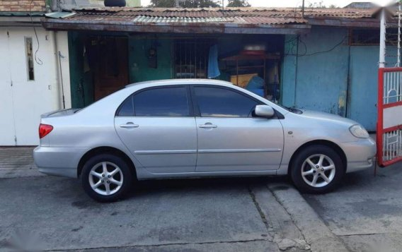 Selling Used Toyota Corolla 2003 Automatic Gasoline at 130000 km in Antipolo-8