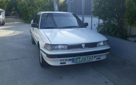 Selling Toyota Corolla 1991 Manual Gasoline in Cabanatuan-9