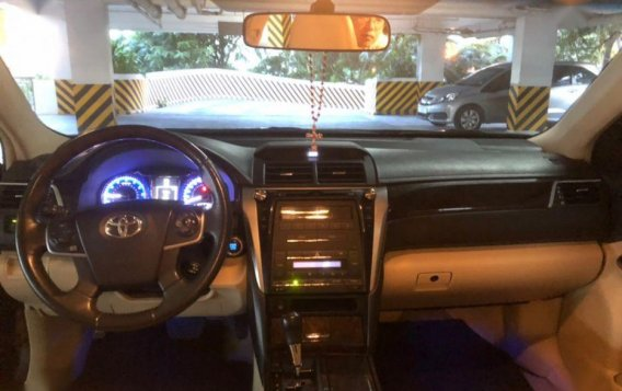 Selling Toyota Camry 2016 Automatic Gasoline in Parañaque-5