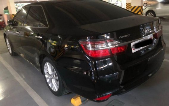 Selling Toyota Camry 2016 Automatic Gasoline in Parañaque-2