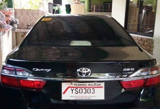 Toyota Camry 2016 for sale in Plaridel-2