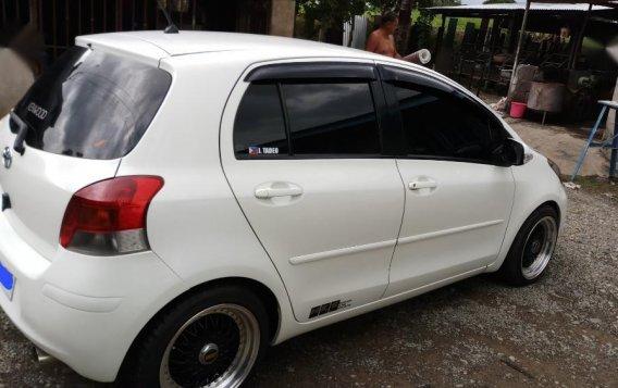 Selling Toyota Yaris 2010 Manual Gasoline in Cabanatuan-1