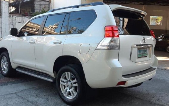 Toyota Prado 2012 Automatic Diesel for sale in Quezon City-3