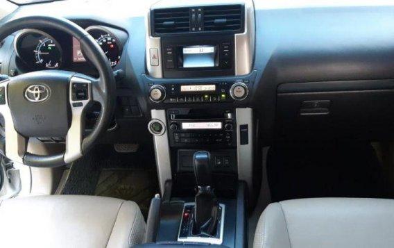 Toyota Prado 2012 Automatic Diesel for sale in Quezon City-10