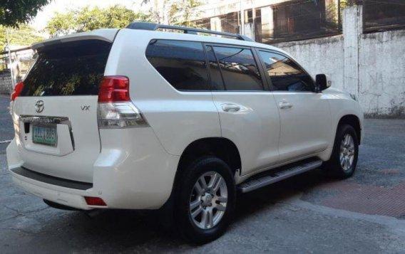 Toyota Prado 2012 Automatic Diesel for sale in Quezon City-4