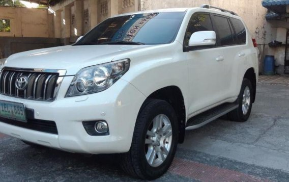 Toyota Prado 2012 Automatic Diesel for sale in Quezon City-2