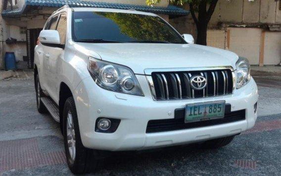 Toyota Prado 2012 Automatic Diesel for sale in Quezon City-1