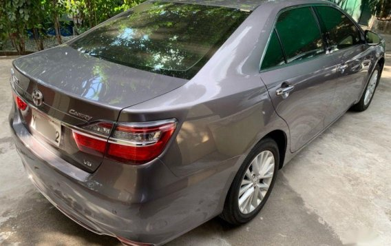 Selling Toyota Camry 2016 at 8000 km in Pasig-2
