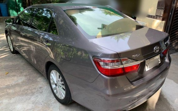 Selling Toyota Camry 2016 at 8000 km in Pasig-3