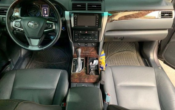 Selling Toyota Camry 2016 at 8000 km in Pasig-5