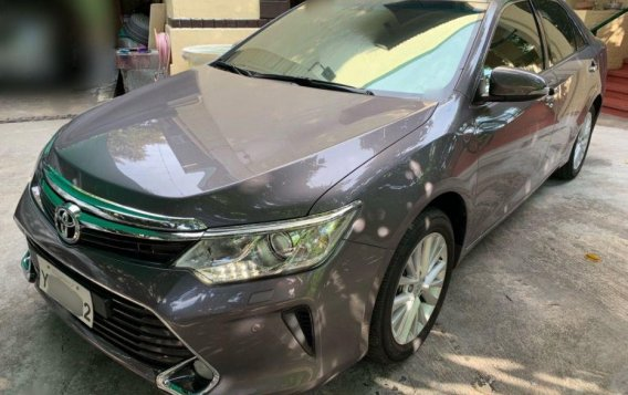 Selling Toyota Camry 2016 at 8000 km in Pasig-1