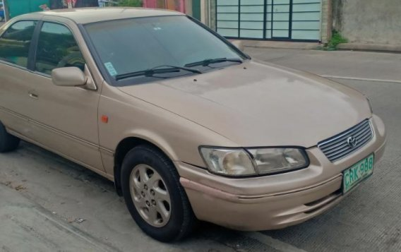 Sell 2nd Hand 2000 Toyota Camry Automatic Gasoline at 100000 km in Quezon City-1