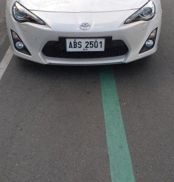 Toyota 86 2015 Automatic Gasoline for sale in Quezon City