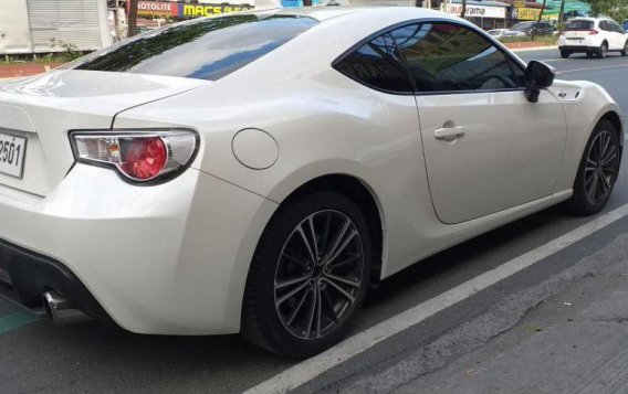 Toyota 86 2015 Automatic Gasoline for sale in Quezon City-5