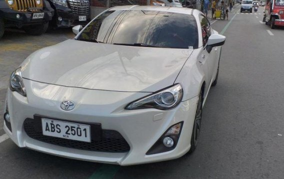 Toyota 86 2015 Automatic Gasoline for sale in Quezon City-2