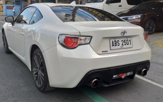 Toyota 86 2015 Automatic Gasoline for sale in Quezon City-6