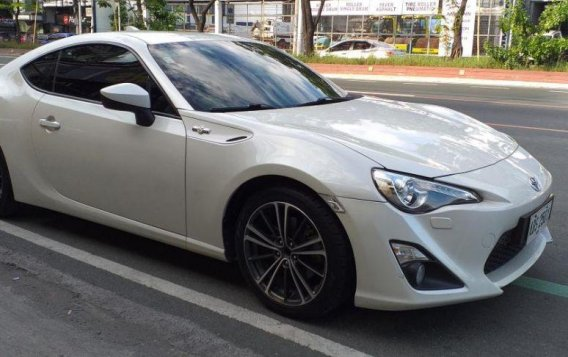 Toyota 86 2015 Automatic Gasoline for sale in Quezon City-3