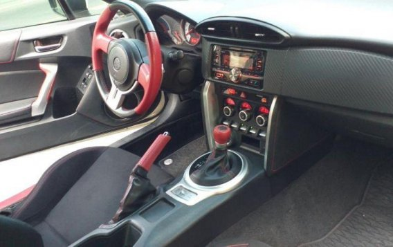 Toyota 86 2015 Automatic Gasoline for sale in Quezon City-7
