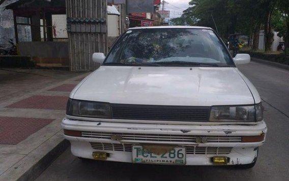 1991 Toyota Corolla Sedan Manual for sale -1