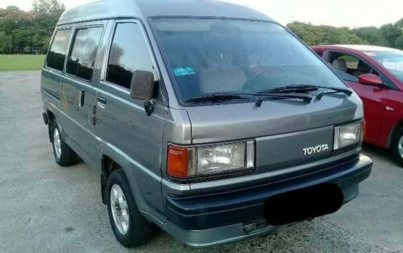 Toyota Lite Ace 1998 for sale in Quezon City