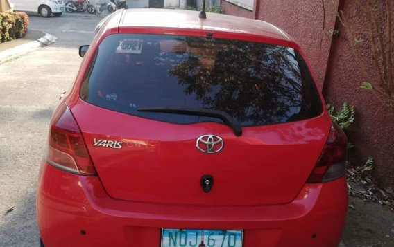 2010 Toyota Yaris for sale in Quezon City -3
