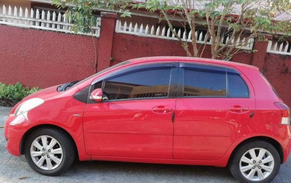 2010 Toyota Yaris for sale in Quezon City -2