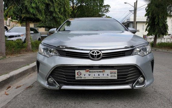 Toyota Camry 2016 at 27000 km for sale in Las Piñas-1