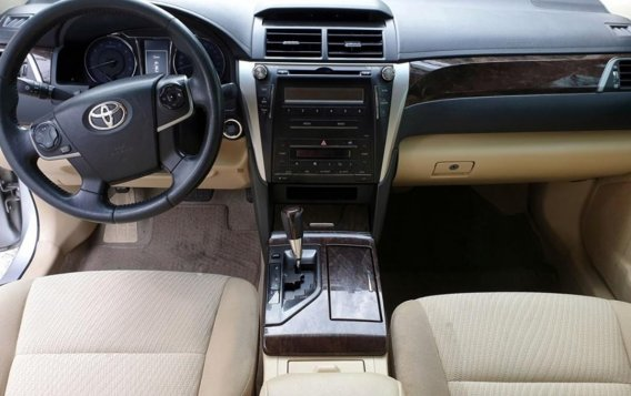 Toyota Camry 2016 at 27000 km for sale in Las Piñas-2