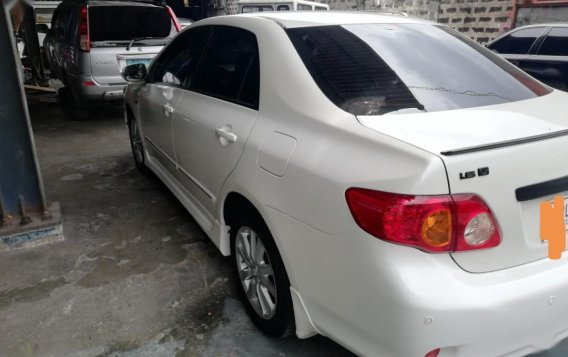 2009 Toyota Corolla Altis for sale in Quezon City-4