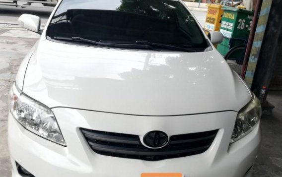 2009 Toyota Corolla Altis for sale in Quezon City-2