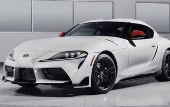 2020 Toyota Supra for sale in Pasig