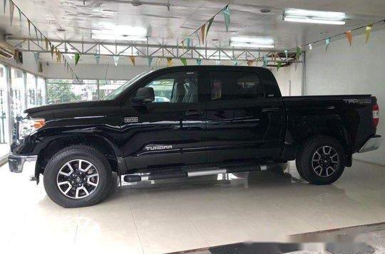 Selling Black Toyota Tundra 2019 in Manila-4