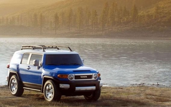 Toyota FJ Cruiser 2019 Philippines Review: Specs, Price & More